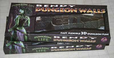 Bendy Dungeons Walls