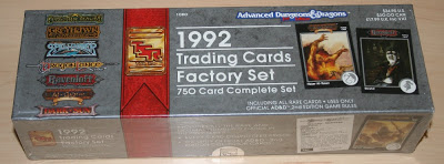 AD&D Trading Cards Factory Set 1992