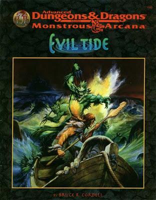 Marea Maligna (Evil Tide) 1ª Entrega