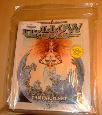 Desembalando el Hollow World