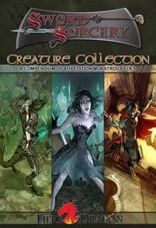 Sword & Sorcery Creature Collection para cuarta edición
