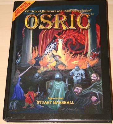 OSRIC Printed Edition