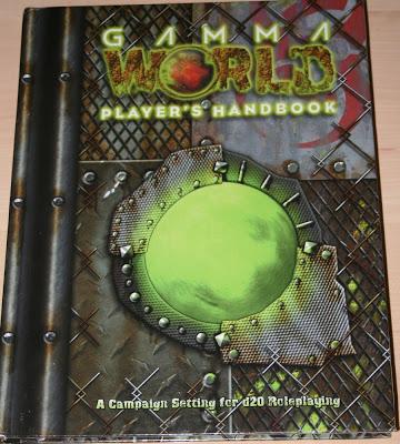 Gamma World Player's Handbook