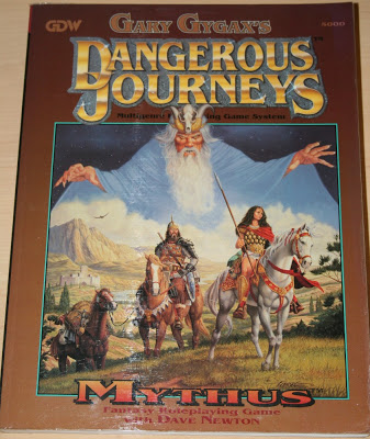 Dangerous Journeys: Mythus