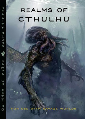 Savage Worlds RPG: Realms of Cthulhu