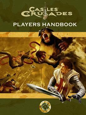 Castles & Crusades Players Handbook cuarta edición