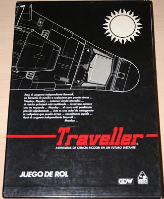 Traveller, edición Diseños Orbitales