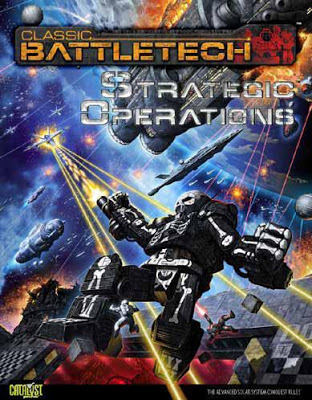 Classic Battletech: Strategic Operations