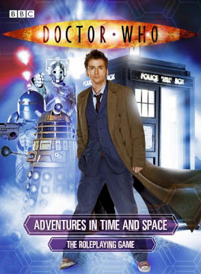 Doctor Who RPG Boxed Game