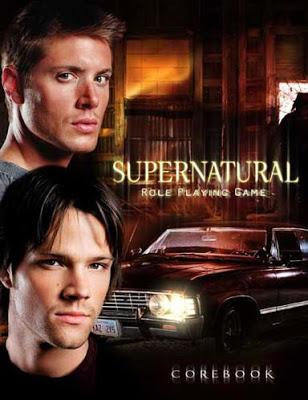 Supernatural RPG