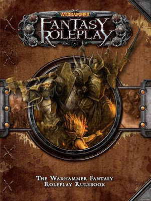 Warhammer Fantasy Roleplay: Core Rulebook Box Set