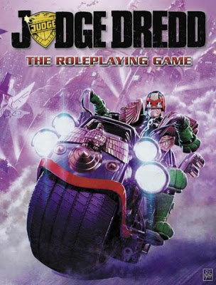 Judge Dredd: The Roleplaying Game