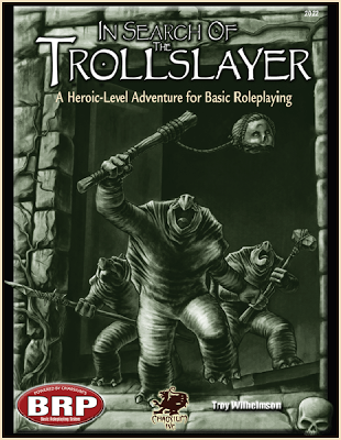 In Search of the Trollslayer