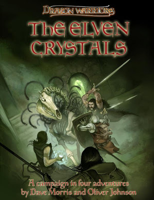 The Elven Crystals