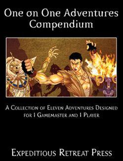 1 on 1 Adventures Compendium