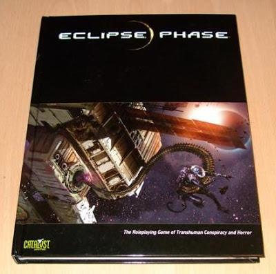 Eclipse Phase 1ª Parte