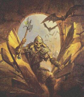 Fantasy HERO: Skeleton Warrior