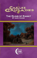 The Ruins of Ramat