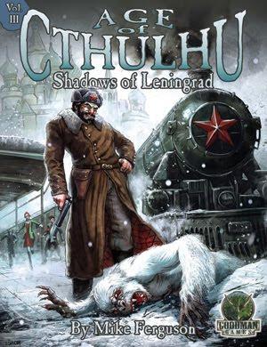 Age of Cthulhu: Shadows of Leningrad