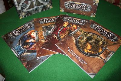 Warhammer Fantasy Roleplay, segunda entrega