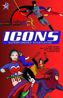 Icons. Superpowered Roleplaying