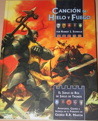 Canción de Hielo y Fuego RPG