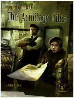 The Armitage Files