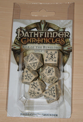 Dados Q-Workshop Rise of the Runelords
