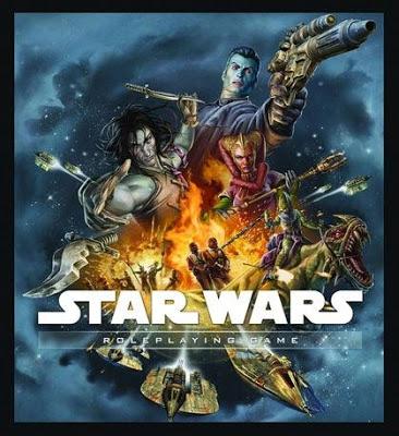 Star Wars Saga RPG: The Unknown Regions