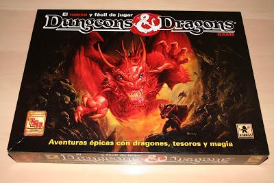 Dungeons & Dragons, juego de mesa introductorio