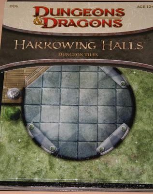 Harrowing Halls