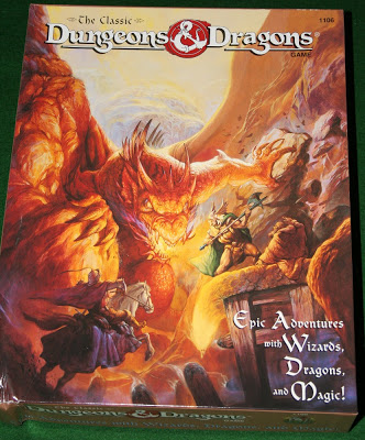 The Classic D&D Game
