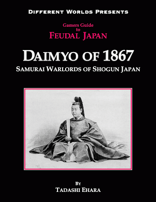 Gamer's Guide to Feudal Japan – Daimyo of 1867