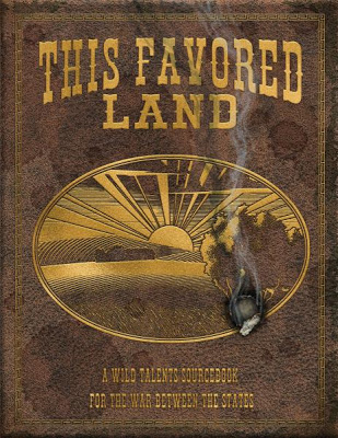 This Favored Land