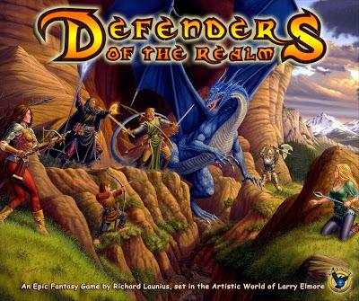Defenders of the Realm y Castle Ravenloft