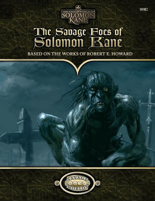 The Savage Foes of Solomon Kane