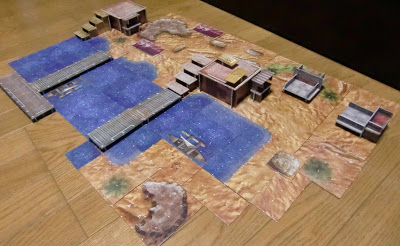Desert of Athas Dungeon Tiles