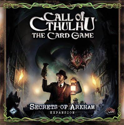 Secrets of Arkham Expansion