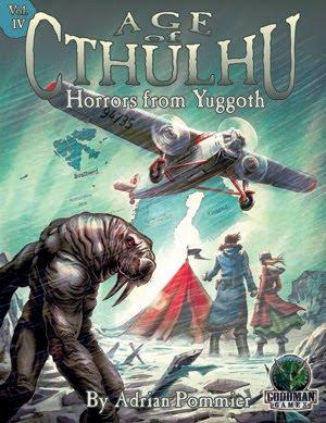 Horrors from Yuggoth