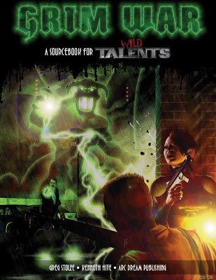 Grim War para Wild Talents