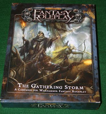 Reseña de The Gathering Storm