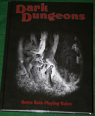 Foto reseña de Dark Dungeons