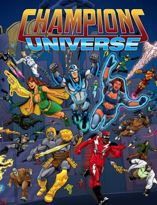 The HERO System 6th Edition: Champions Universe