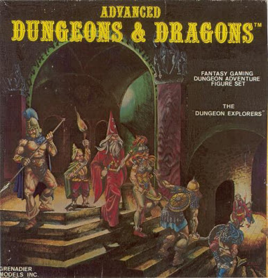 The Dungeon Explorers
