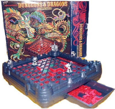 Dungeons & Dragons Computer Labyrinth Game