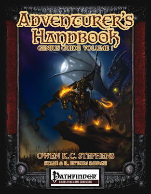 Adventurer's Handbook: Genius Guide Volume I