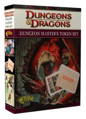 Dungeon Master's Token Set