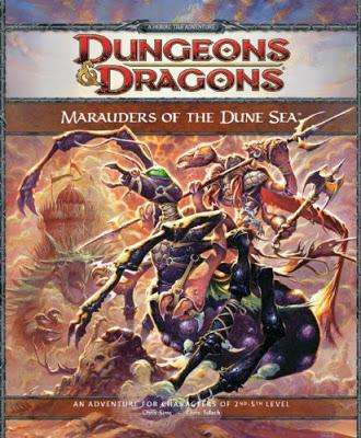 Marauders of the Dune Sea