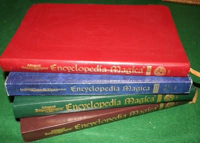 AD&D Encyclopedia Magica