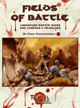 Fields of Battle: Large Scale Warfare for RPGs